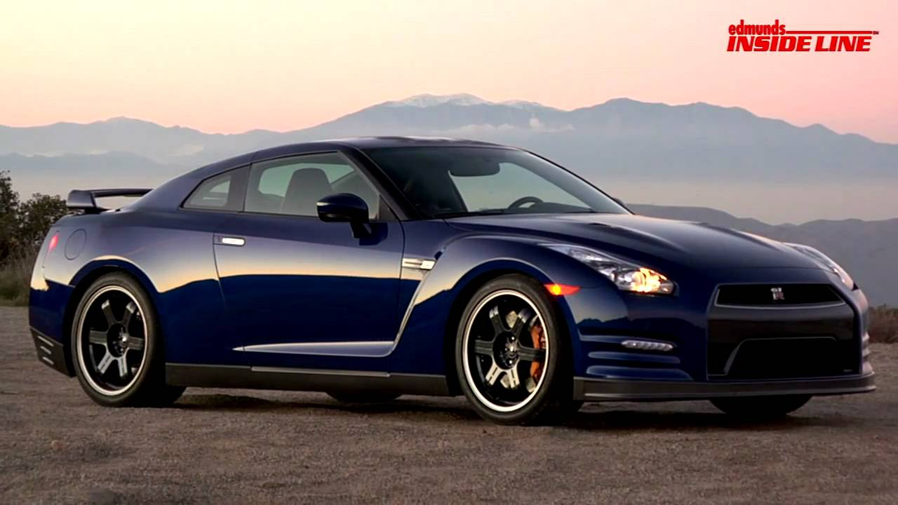 2012 Nissan GT R | Road Test | Edmunds.com   YouTube