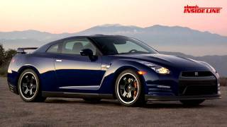 2012 Nissan GT-R Road Test
