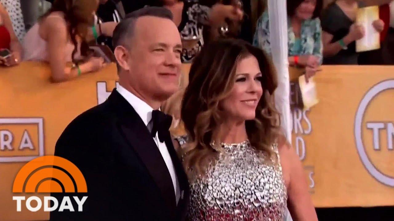 Tom Hanks' Coronavirus Report: Rita Wilson Is Beating Him At Gin Rummy   TODAY
