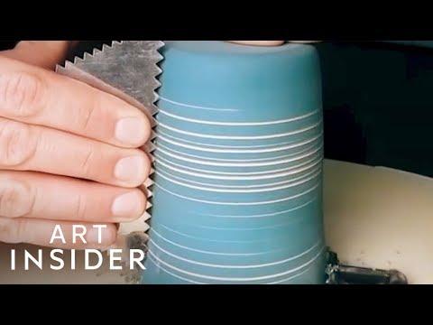 Ceramic Artist's Unusual Tools Built A Community Of 180,000 People