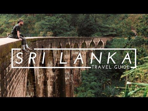 Sri Lanka Travel Guide - Know How To Travel in Sri Lanka