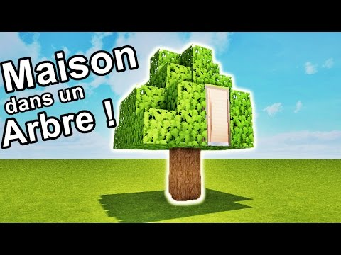 LA MAISON LA PLUS SIMPLE SUR MINECRAFT ! tutoriel ^^