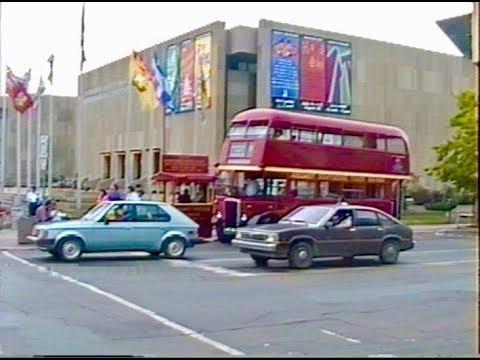 Double Decker Bus Tour Charlottetown