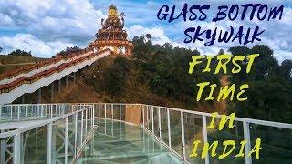 skywalk now open in sikkim     exploring pelling     India Sky Bridge