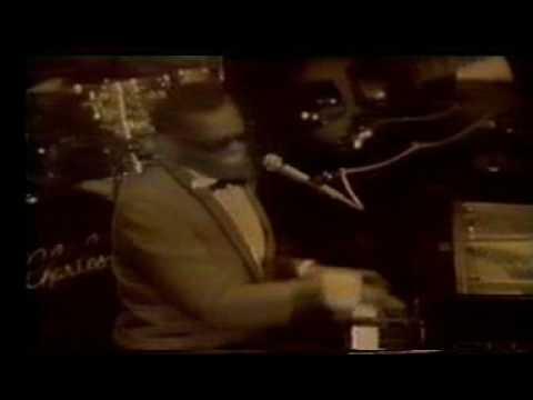 Ray Charles Hit The Road Jack B&W ORGINAL