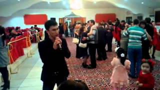 Свадьба в Атасу Жылкелды Жанна презент от Султангазы