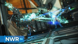 Warframe (Switch) Gameplay, Preview, Interview