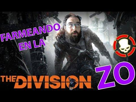 LA ZONA OSCURA! THE DIVISION - DARK ZONE