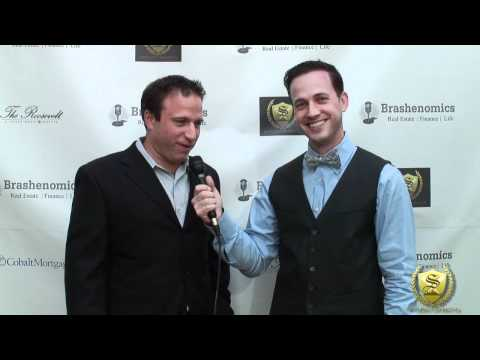 Ben Brashen's Interview at the Brashenomics One Year Anniversary Party, Spotlight on Seattle