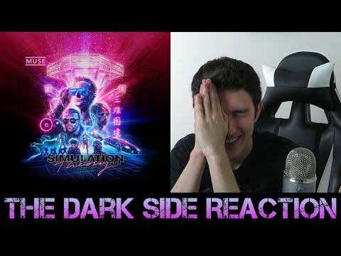 FIRST REACTION to Muse - The Dark Side