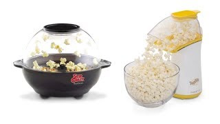 Top 5 Best Popcorn Makers Review 2018. Best and Coolest Kitchen Tools and Accessories
