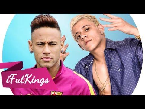 Neymar Jr - Gol Bolinha, Gol Quadrado (Mc Pedrinho) Lançamento 2017