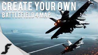 إنشاء ساحة المعركة الخاصة بك 4 الخريطة!