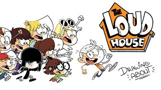 THE LOUD HOUSE | Draw My Life