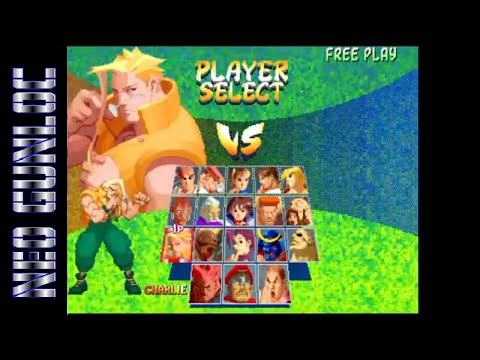 street-fighter-alpha-2---charlie-nash---arcade-mode