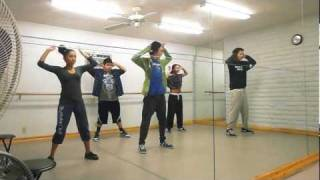 t pain best love song hip hop dance choreography by bradly johnson