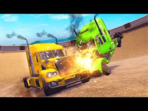 Monster Truck Demolition Derby Games: Extreme Demolition Derby Truck Crash #3 - Android Gameplay