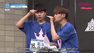 Video [ENG] PRODUCE 101 Season 2 Ep.10 Debut Evaluation 'Super Hot' Cut 프로듀스101 시즌2 10회 Super Hot조 컷 download MP3, 3GP, MP4, WEBM, AVI, FLV Desember 2017