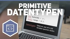 Primitive Datentypen - Java Tutorial 4 ● Gehe auf SIMPLECLUB.DE/GO & werde #EinserSchüler