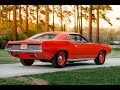 Highest Horsepower Of The 8 Classic Muscle Cars