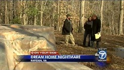 Dream home nightmare: Veteran Va. couple says construction company duped them out of hundreds of tho
