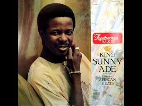 King Sunny Ade   His African Beats - Togetherness (Kajo Se) - YouTube.wmv