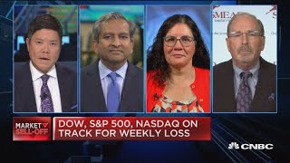 US economy has already started moderating, says Oppenheimer Funds CIO