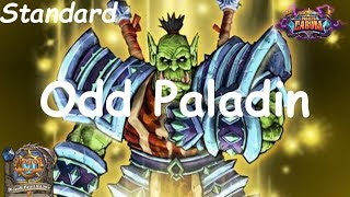 Hearthstone: Odd Paladin #4: Boomsday (Projeto Cabum) - Standard Constructed