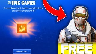 WIE GET FREE SEASON 8 BATTLE PASS ON FORTNITE!!!