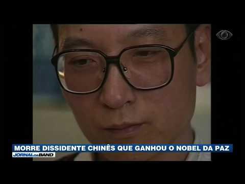 Morre dissidente chinês que ganhou o Nobel da Paz