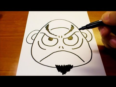 Very Easy!! How To Drawing Opposite Trick Art on Paper for kids