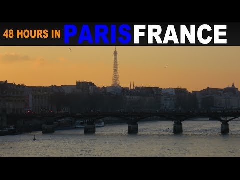 A Tourist's Guide to Paris, France