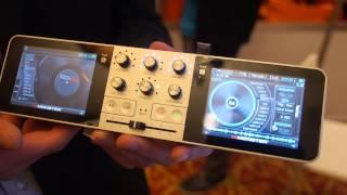 Monster GO DJ, portable DJ controller and music production studio