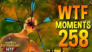 PUBG Daily Funny WTF Moments Highlights Ep 258