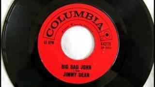 Big Bad John , Jimmy Dean , 1961 45RPM