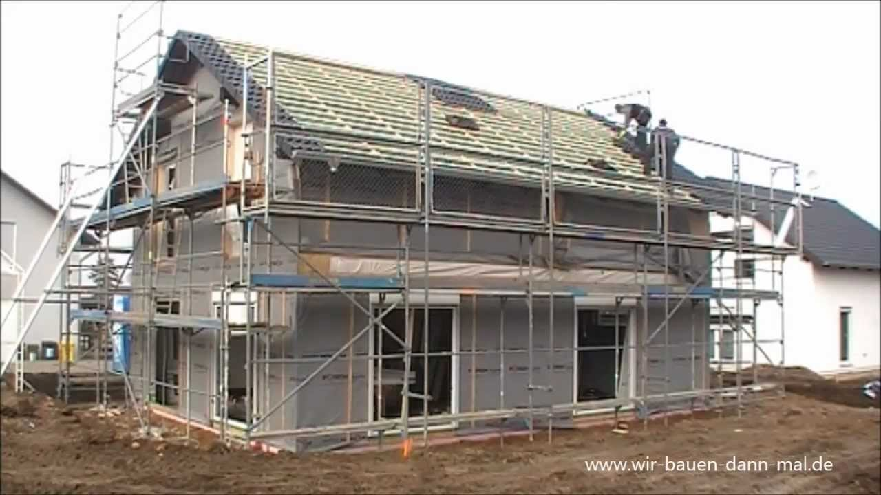 Aufbau Haus
