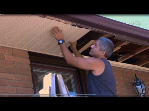2016, Season 4, Episode 5 Aluminum Soffit & Facia Installations