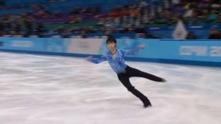 Yuri On Ice - Yuzuru Hanyu / Eros (FANMADE)(Please read description This video is edited, the timing issue with the presentation coincidence. The official presentation: Yuzuru Hanyu Breaks Olympic Record ..., 2016-10-24T03:27:30.000Z)