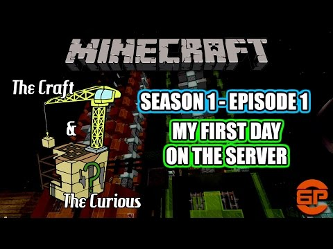 Bernie-P Presents - The Craft and The Curious - Episode 1