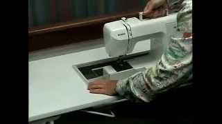 Assembling A Custom Insert For Arrow Sewing Cabinet.flv