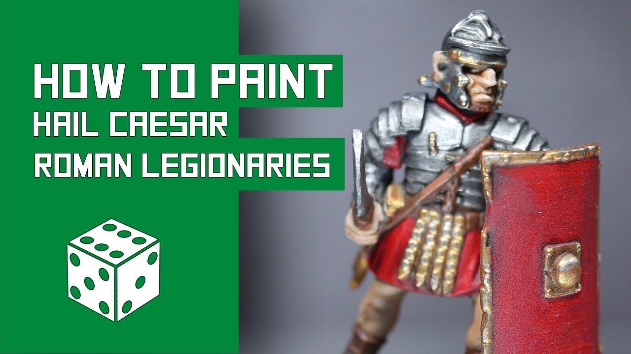 CAESAR/'S Légions Heroes WARLORD GAMES SPQR 152211001