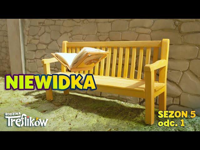 Bajki dla dzieci - RODZINA TREFLIKÓW - Sezon 5 - odc. 1 -