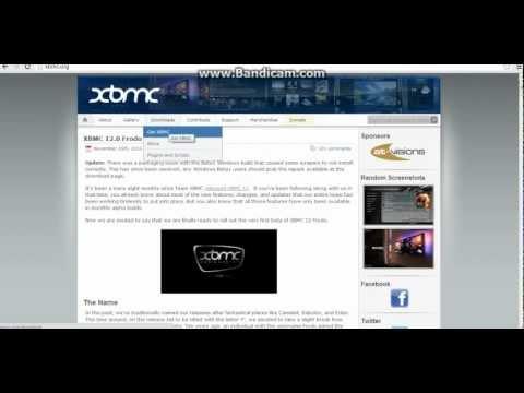 Install XBMC & Navi X add on