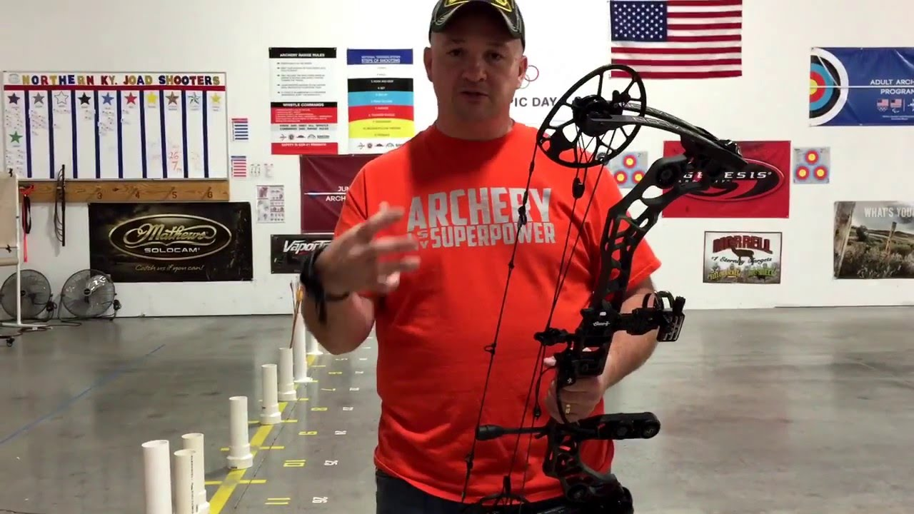 Mathews Archery Halon 5 test shoot and review