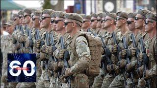 Украинскую армию приводят к стандартам НАТО. 60 минут от 22.08.19