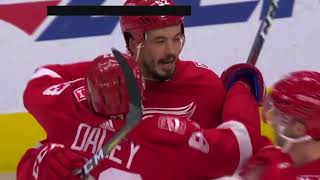Buffalo Sabres vs Detroit Red Wings - February 22, 2018 | Game Highlights | NHL 2017/18