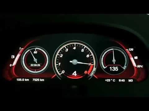 Virtual Instrument Cluster CGI Studio