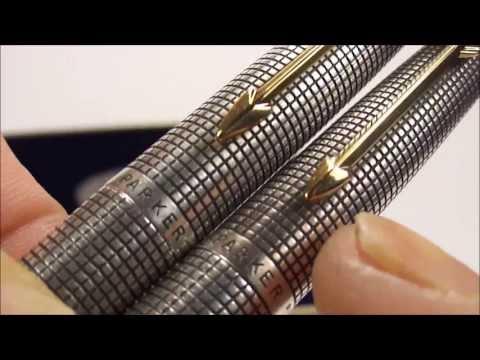 Parker 75 Cisele Fountain Pen Review