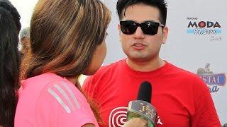 DEYVIS OROSCO - ENTREVISTA - FESTIVAL HEAT PERU- #UNASOLAFUERZA