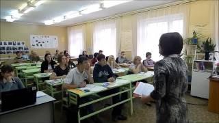 Открытый урок по математике (фрагмент)